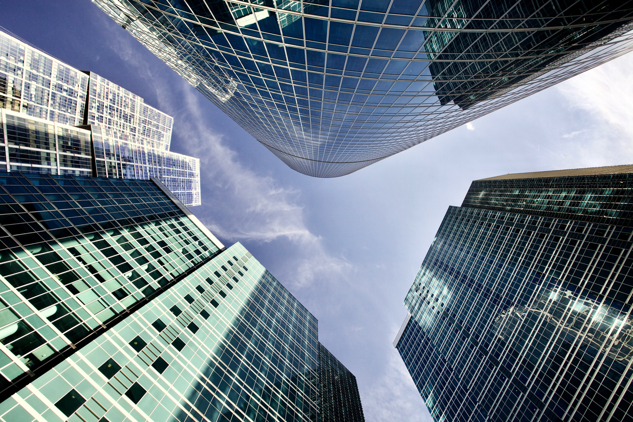 High rise commercial properties